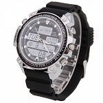 16G Fashionable HD 720P H.264 Sports Spy Watch Hidden Camera Black
