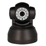 Wireless WiFi/WLAN Network IP Camera with Angle Control, Motion Detection, Night Vision, Free DDNS