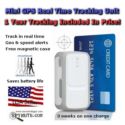 Personal GPS Portable