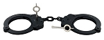 Peerless Black Oxide Finish Handcuffs