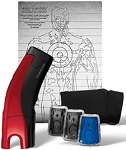 TASER brand C2 Gold Kit Red Edition