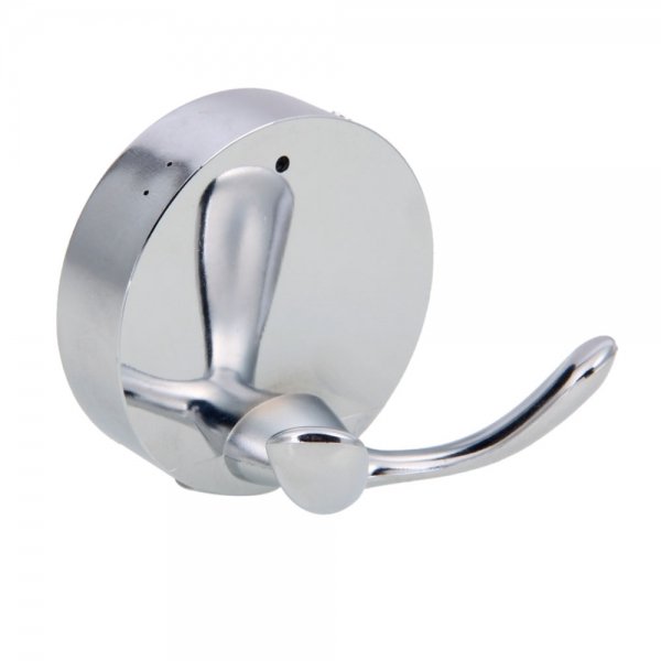 Clothes Hook Spy Hidden HD Camera Silver