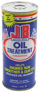 Diversion Safe JB Oil Treatment