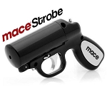Mace Pepper Gun With Strobe
