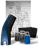 TASER brand C2 Gold Kit Blue Edition