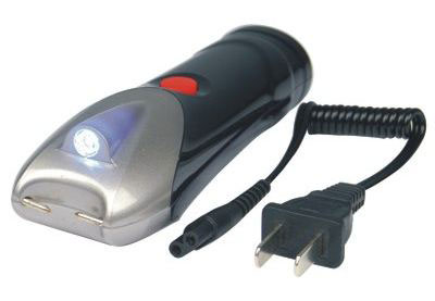 Stun Gun Flashlight 3.5 Million Volt Stun Master