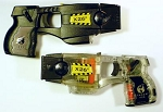 Taser X26C Kit Black w/Silver Grip Plates