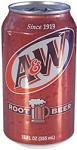 Diversion Safe A&W Soda Can Safe