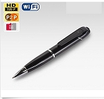 Wifi Spy Pen Camera P2P Supports Iphone Android