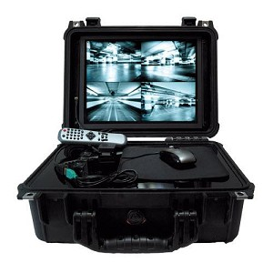 8 Channel Portable Digital Video Recording System