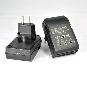 Universal Adapter DVR Spy Camera with Motion Detection